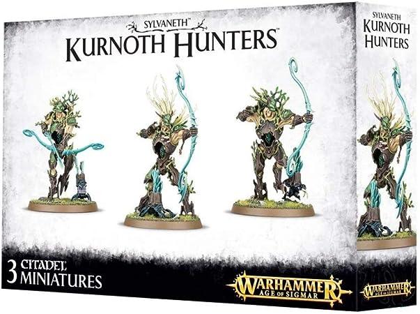Sylvaneth Kurnoth Hunters Shoulderpads X15 Warhammer Bits
