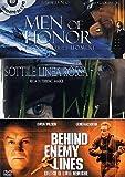 men of honor + sottile linea rossa + behind enemy lines dvd box set dvd Italian Import