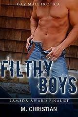 FILTHY BOYS: Male-Male Erotica Kindle Edition