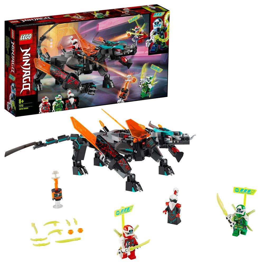 レゴ(LEGO) ニンジャゴー マッドキング・ドラゴン 71713