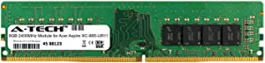 A-Tech 8GB Module for Acer Aspire XC-885-UR11 Desktop & Workstation Motherboard Compatible DDR4 2400Mhz Memory Ram (ATMS267112A25820X1)