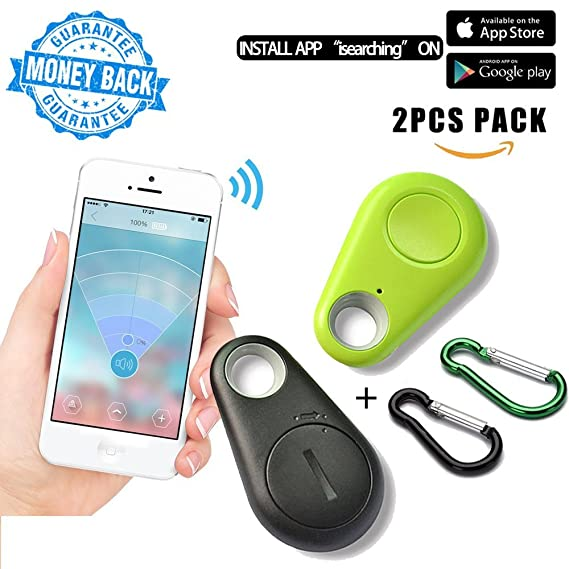 Amazon.c: Smart Finder Bluetooth Locator Key Pet Tracker Car ...