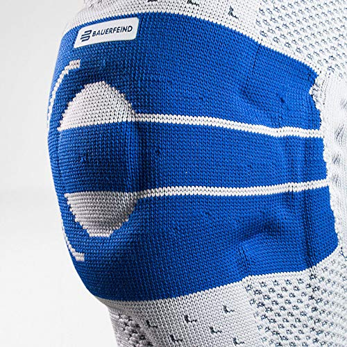 Bauerfeind GenuTrain A3 - Knee Support - Helps Relieve Chronic Knee Pain and Irritation - Right Knee - Size 3 - Color Nature by Bauerfeind (Image #4)