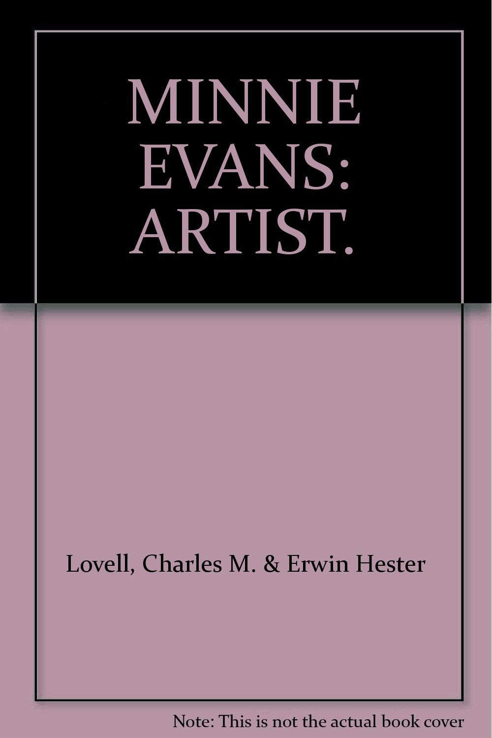 Evans and lovell