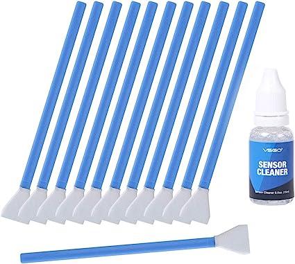 VSGO DDR-16 - Kit de Bastones de Limpieza para Sensor APS-C, Color ...