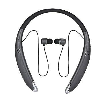 DOBO - Auriculares Deportivos con Diadema Bluetooth BTV8 para ...