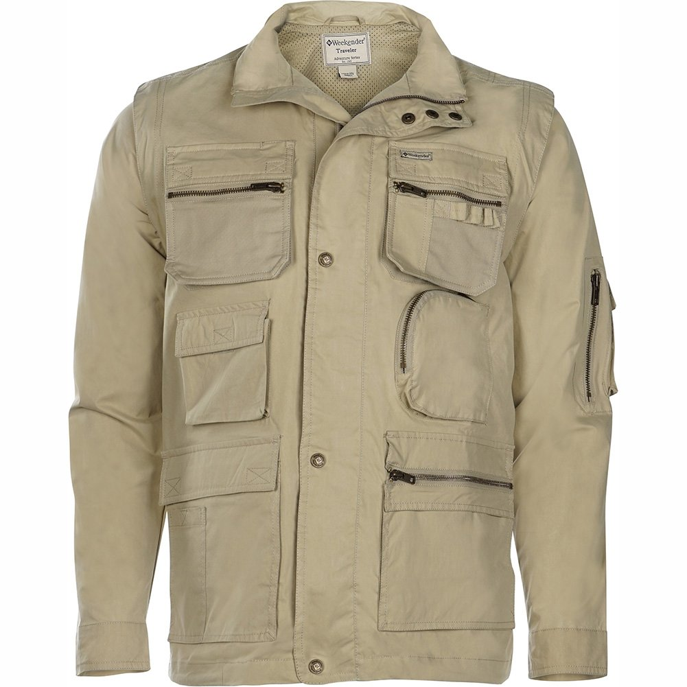 Weekender Mens Correspondent Travel Jacket