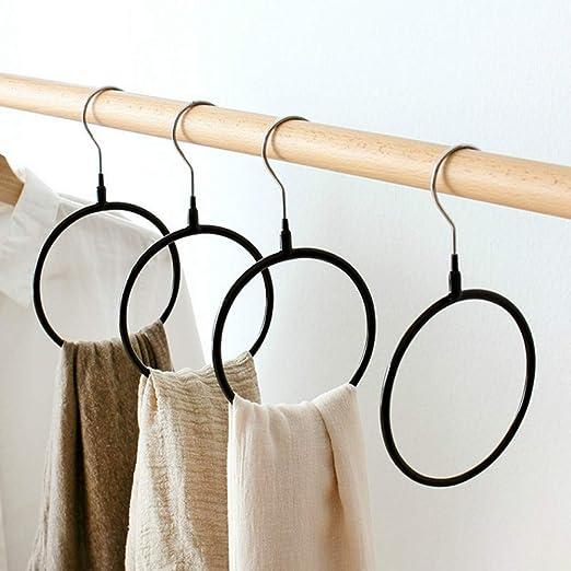 Space Room Save Hanger Holder Storage Home 20 Hook Belt Plastic Scarf Closet