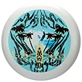 Eurodisc 175g 4.0 ORGANIC Ultimate Frisbee Competition Disc Fotoprint SURFBEAM