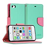 Best GMYLE Ipods - iPod 5 Case, GMYLE (R) Wallet Case Classic Review