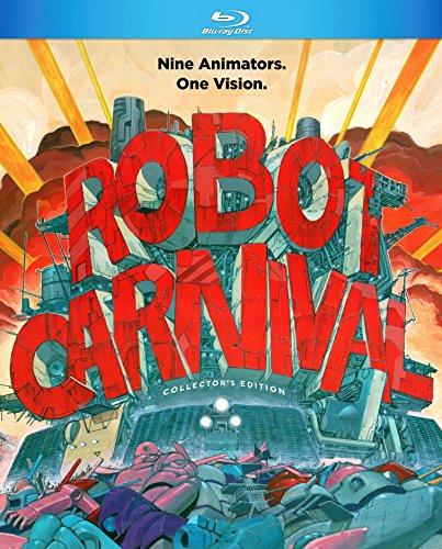 Robot Carnival Blu Ray [Blu-ray]
