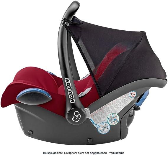 Maxi-Cosi CabrioFix, Silla de coche grupo 0+ Isofix, negro (Black ...