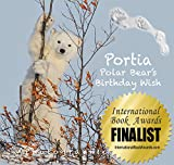 ''Nature Nurtures'' Story Book & Puppet Ensemble- Portia Polar Bear's Bday Wish- for Memory Care Activities and Caregivers