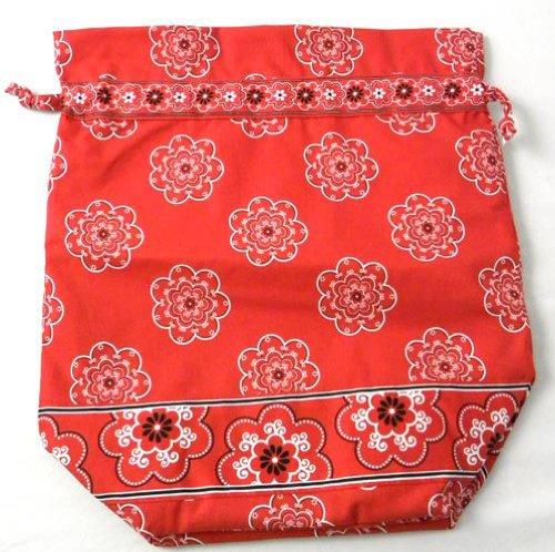 Jitney Bag - Stephanie Dawn Jitney - America Red - New Quilted Handbag USA 10045-021