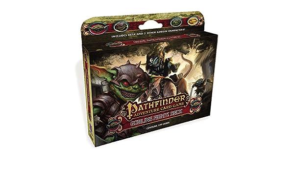 Pathfinder Adventure Card Game: Goblins Fight! Class Deck ...