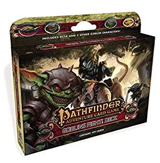 Pathfinder Adventure Card Game: Goblins Fight! Class Deck (1601258488) | Amazon Products