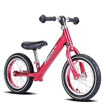 Bicicleta sin pedales Bici Bicicleta de Equilibrio para niño/niña de 3 años - Bicicleta