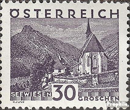 Prophila Collection Austria 506 1929 Sello de Correos (Sellos para los coleccionistas) paisajes: Amazon.es: Juguetes y juegos