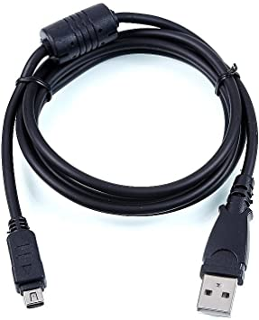 De datos USB sync//photo Transferencia Cable Lead Olympus Fe-240