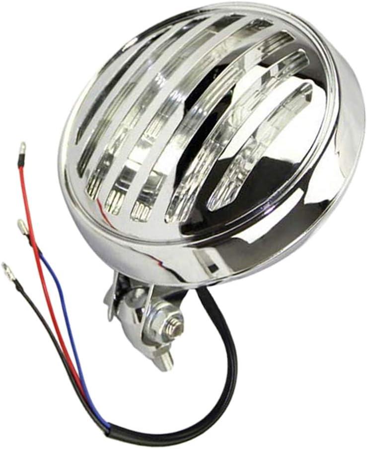 Type 1 Sharplace 5.75 LED Phare De Moto Cruiser Lampe Frontale Design R/étro
