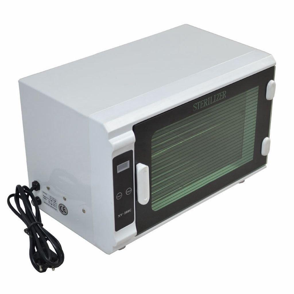 GoDen 紫外線乾熱滅菌器 コンパクトドライクレーブ NV-208C B07CQMFC7L