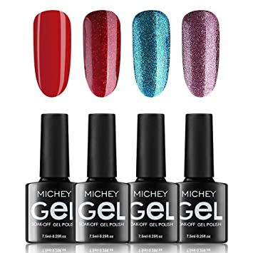 173a78147dea Glitter Gel Polish Kit