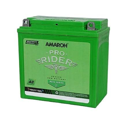 AMARON AP BTX5L 5 Ah Battery for Bike Motorbike Accessories   Parts