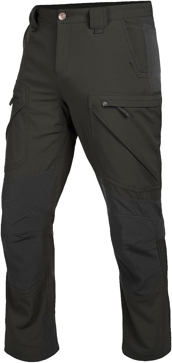 Pentagon Hombres Hydra Escalada Pantalones Negro