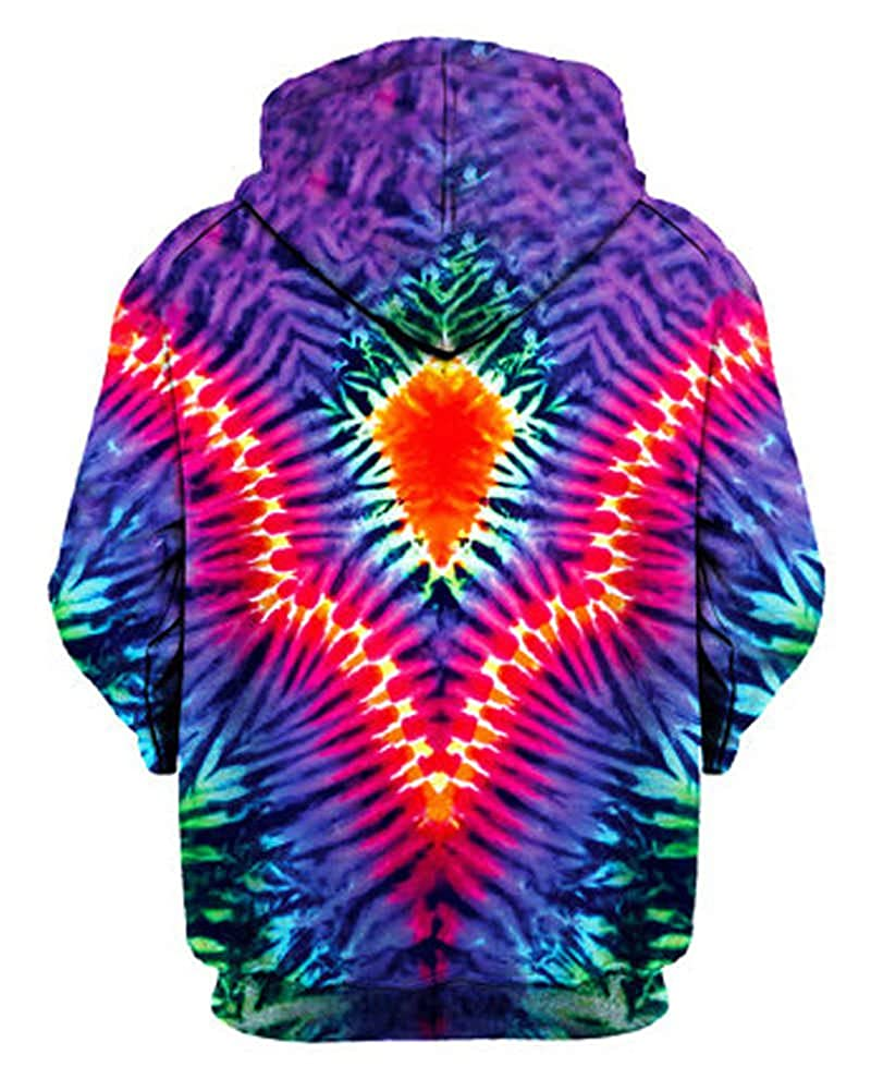 Chiclook Cool 3D Hoodies Fire and Ice Wolf Men Graphic Pullover Sportswear Tracksuit Casual Sweatshirts