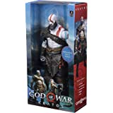 NECA - God of War (2018) - 1/4 Scale Action Figure - Kratos (Tamaño: 17.7 inches)