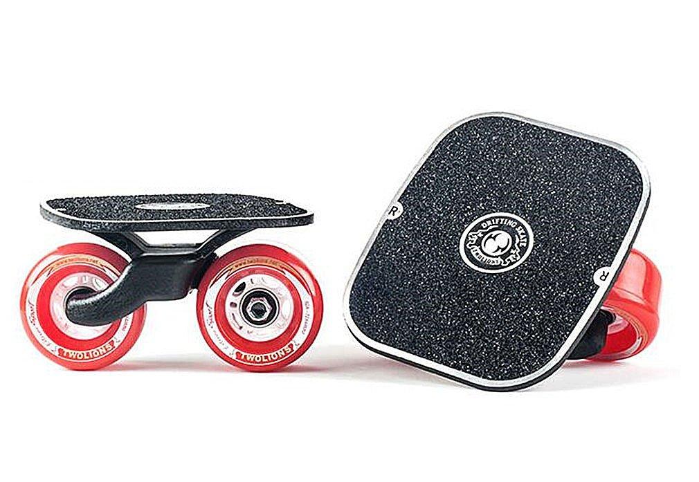 フリーライドドリフトスケートハイエンドベアリングスポーツポータブルスケートボードアウトドア用