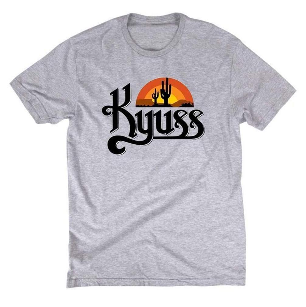 Kyuss S Printing S Funny Short Sleeves Shirts