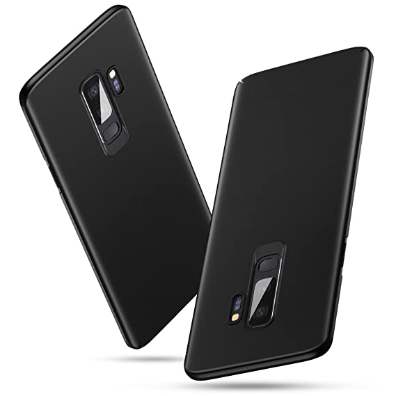 Galaxy S9 Plus Case,[Skin Series] Ultra Slim Fit Full Body Protection Hard