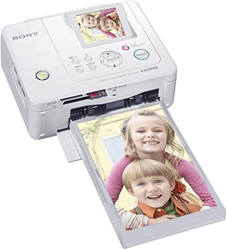 Sony DPP-FP85 300 x 300DPI Impresora de Foto - Impresora ...