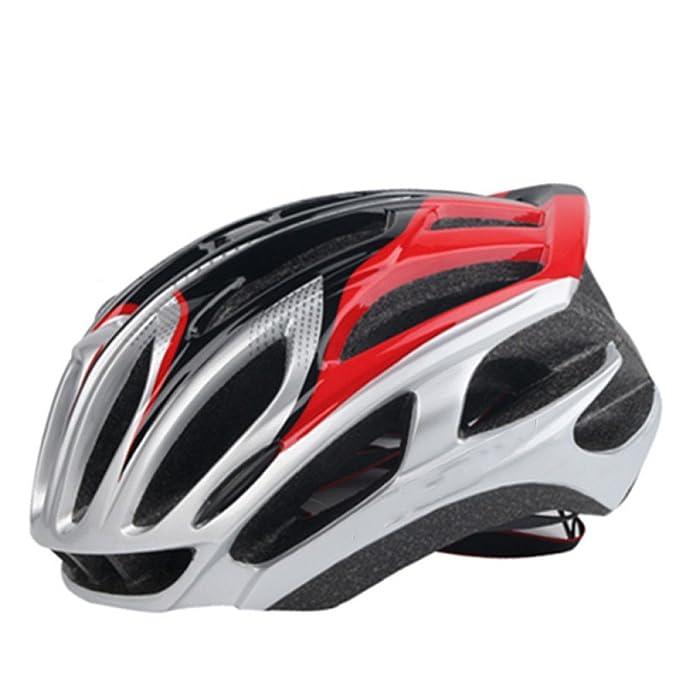 CHANGXIN Casco De Ciclismo Casco De Exterior De Moda Retro Visor Solar ABS Casco Transpirable Seguridad para Hombre Y Mujer Servicio De Protección ...