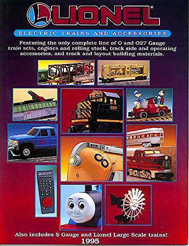 - 1995 Lionel Trains Consumer Catalog