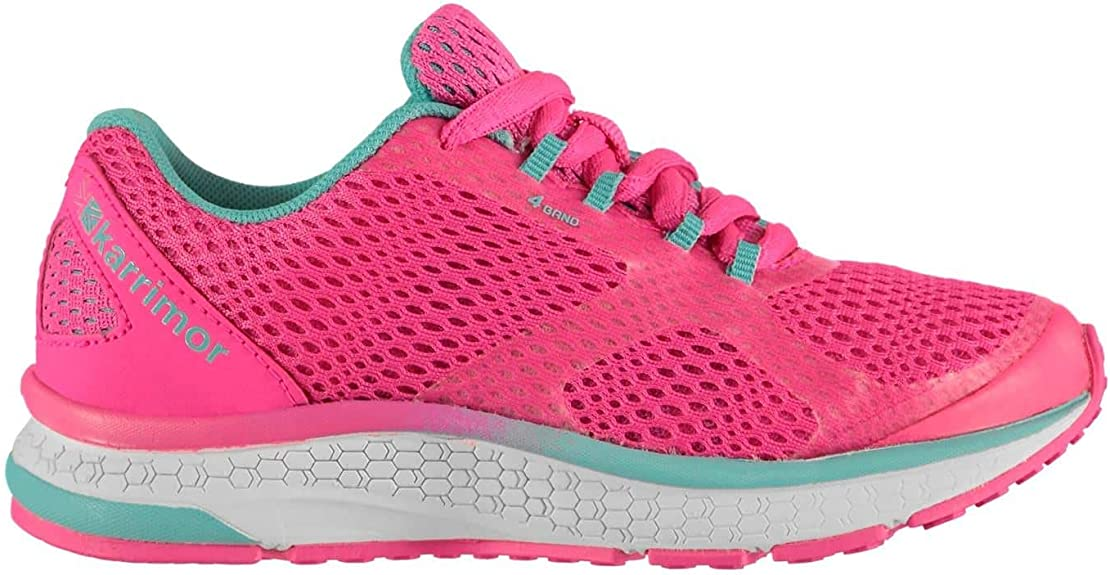 Karrimor Tempo 5 - Zapatillas de Running para niña (Transpirables), Color Multicolor, Talla 30.5 EU: Amazon.es: Zapatos y complementos