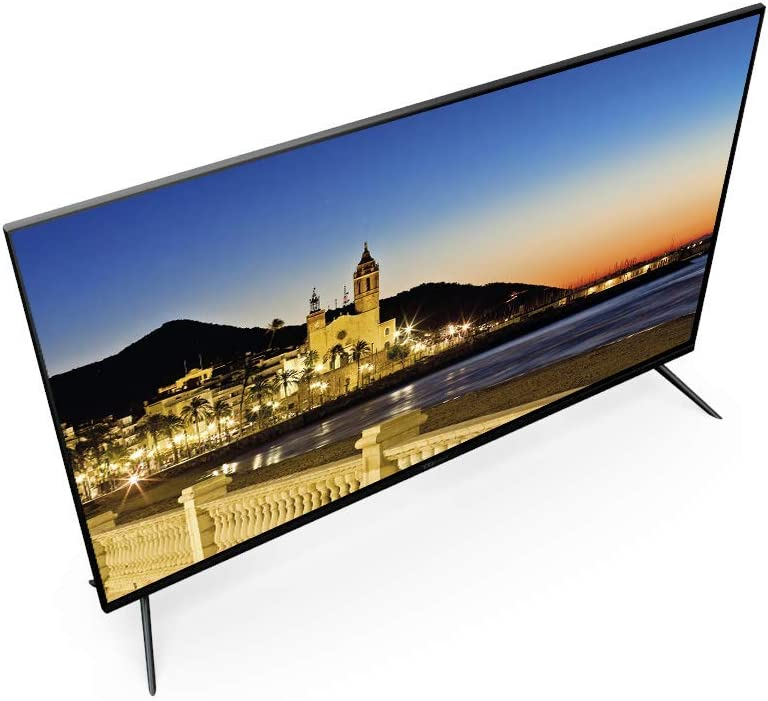 Televisor Led 50 Pulgadas Ultra HD 4K Smart, TD Systems K50DLX9US ...
