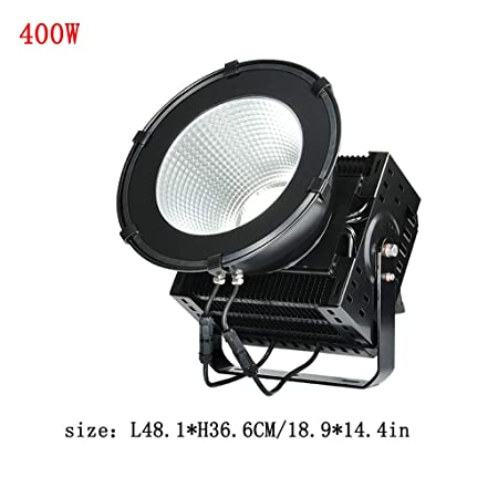 XEX Foco LED Proyector, Luz De Trabajo Impermeable Al Aire Libre ...