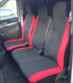 Mercedes Sprinter CDI MWB SINGLE DRIVERS VAN SEAT COVER BLACK WATERPROOF
