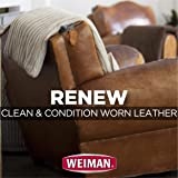 Weiman Leather Wipes - 4 Pack - Clean Condition