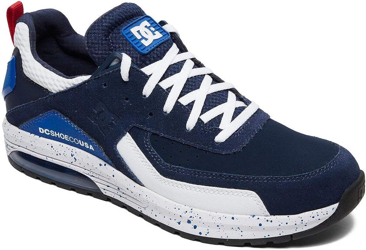 DC Herren Vandium Se Skate Schuh Marineblau Weiß