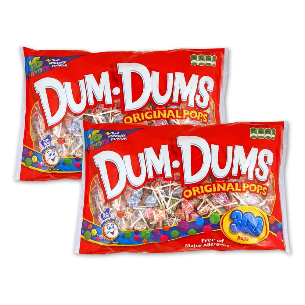 Dum Dums - 300 count bag 2s