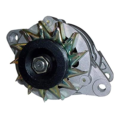 0011899U91 Massey Ferguson Parts Alternator 231S, 241, 240S, 265S, 285S 271, 281: Automotive