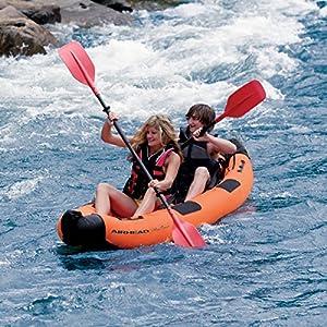 Airhead Montana Kayak Two Person Inflatable Kayak
