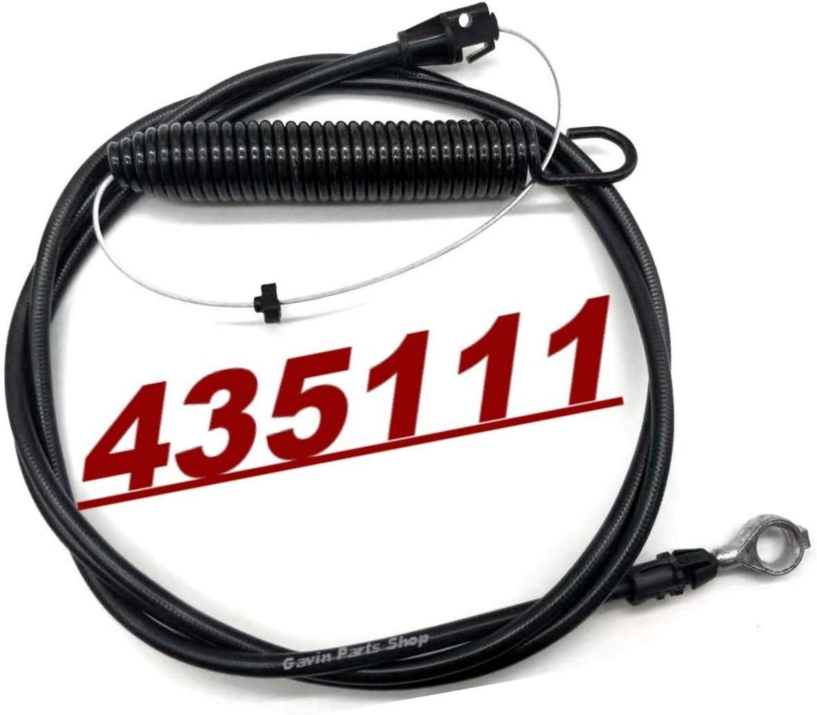 Deck Engagement Clutch Cable AYP Husqvarna Craftsman Poulan 435111 408714 197257