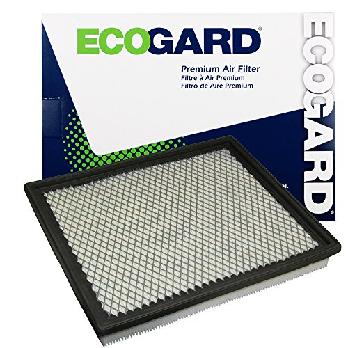 2017 Nissan Frontier Xterra Engine - ECOGARD XA4727 Air Filter