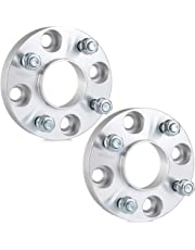 ECCPP 5 lug Hubcentric Wheel Spacers 4x4.5 25mm 4x114.3 to 4x114.