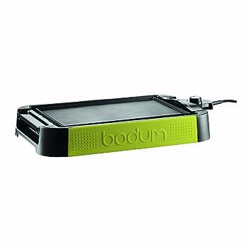 Bodum - Bistro tabla parrilla eléctrica - verde lima: Amazon ...