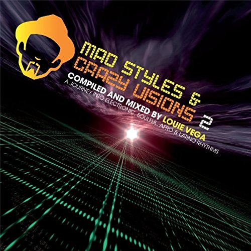 """Little"" Louie Vega - Mad Styles & Crazy Visions 2 (2PC)"